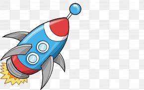 Vector Spaceship - Euclidean Vector Spacecraft Computer File PNG