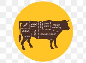Meat - Beef Cattle Calf Butcher Animal Science Meat PNG