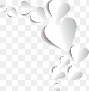 Creative Valentines Day - Qixi Festival Valentines Day Heart PNG