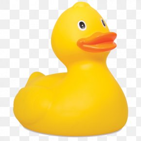 Rubber Duck - Rubber Duck Natural Rubber Toy Clip Art PNG