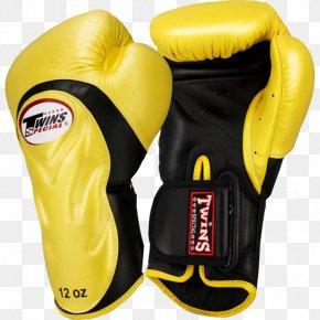 Boxing - Boxing Glove Muay Thai Fairtex PNG