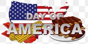 Burger Restaurant - Flag Of The United States Map Clip Art PNG