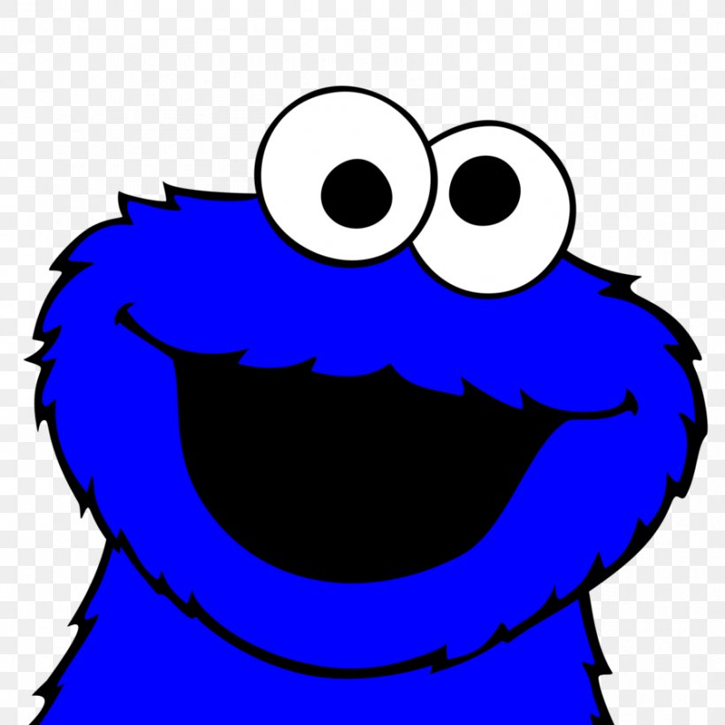 Cookie Monster Chocolate Chip Cookie Biscuits Clip Art Png