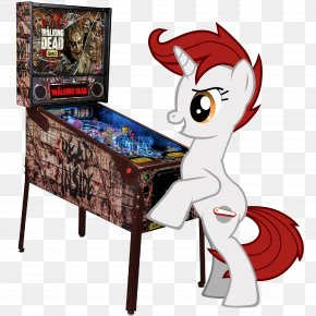 Arcade Machine Vector - The Walking Dead Game The Pinball Arcade Stern Electronics, Inc. PNG
