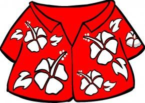 Hawaiian Images Free - Club Penguin Island T-shirt PNG