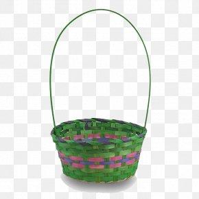 Empty Easter Basket Photos - Easter Basket Wicker PNG