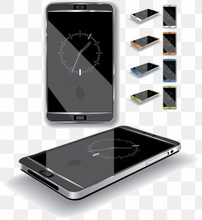 Smartphone - Smartphone Euclidean Vector 3D Computer Graphics Three-dimensional Space PNG