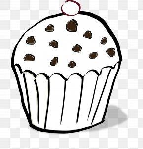 Bagel - English Muffin Cupcake Chocolate Chip Cookie Coloring Book PNG