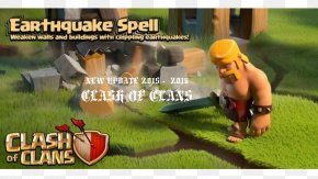 Clash Of Clans - Clash Of Clans Clash Royale Video Games Video-gaming Clan Incantation PNG