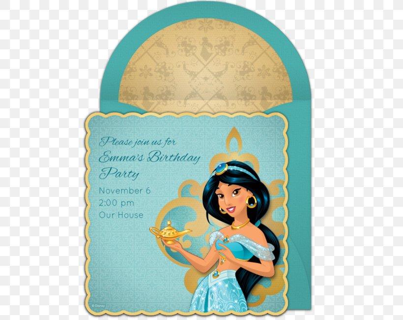 FREE ENVELOPS 8 x Princess Jasmine Invitation Disney Jasmine Invite Princess Jasmine Birthday