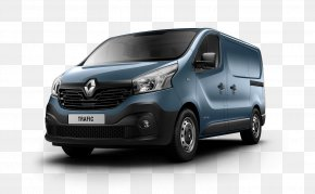 Trafic - Renault Trafic Car Van Light Commercial Vehicle PNG
