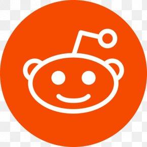 RED SHAPES - Logo Reddit Decal Social Media PNG
