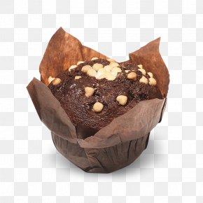 Chocolate Cake - Muffin Chocolate Cake Chocolate Brownie Praline PNG