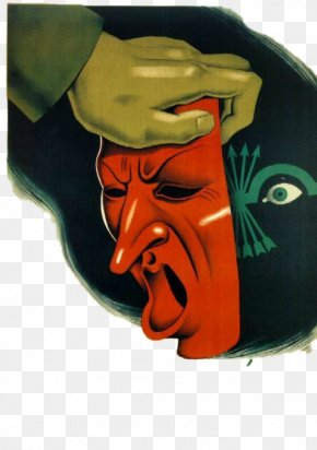 Posters Are Exposing People To Live Mask - Spain Spanish Civil War Second Spanish Republic Espionaje En Espaxf1a Spanish Coup Of July 1936 PNG