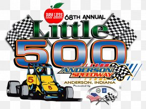 68th - Anderson Speedway Game Brand Logo Product PNG