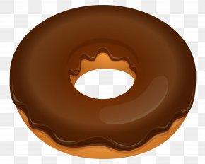 Chocolate Donut Clipart Picture - Doughnut Clip Art PNG