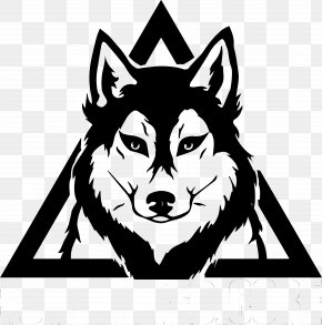 Husky - Siberian Husky Drawing Royalty-free Clip Art PNG