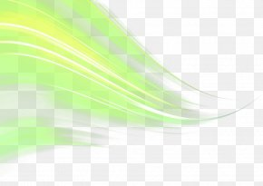 Green Speed Curve - Green Angle Pattern PNG