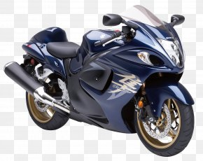 Suzuki Hayabusa Sport Bike Motorcycle - Suzuki Hayabusa Motorcycle Sport Bike Wallpaper PNG