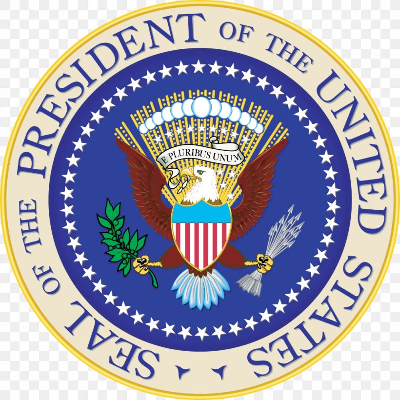 Ronald Reagan Presidential Library Seal Of The President Of The United States Great Seal Of The United States, PNG, 1024x1024px, Ronald Reagan Presidential Library, Area, Badge, Barack Obama, Bill Clinton Download Free