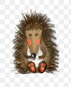 Cute Hedgehog - Hedgehog Drawing Icon PNG