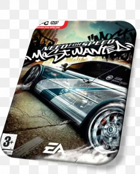 Need For Speed Most Wanted - Need For Speed: Most Wanted Need For Speed: Underground 2 PlayStation 2 Burnout Dominator PNG