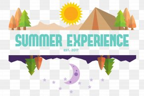 Summer Camp - Summer Camp Camping Day Camp Destiny Vacation Bible School PNG