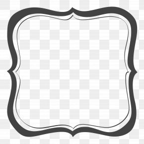 Black Frame Braces - Black Bracket Pattern PNG
