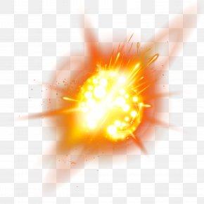 Explosion Light Effect - Light Explosion PNG