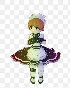 Maid - Figurine PNG