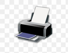 Printer Image - Printer Paper PNG