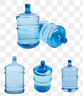 Pure Water Bottle Containers - Bottled Water Water Bottle Water Cooler PNG