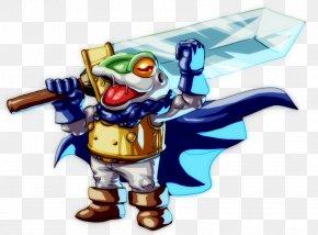 Chrono Trigger - Chrono Trigger For Nintendo DS Frog Super Nintendo Entertainment System PNG