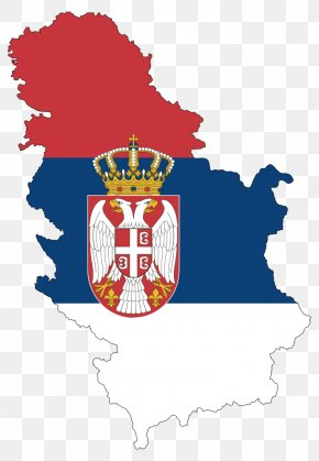 Flag - Flag Of Serbia Serbia And Montenegro National Flag Stock Photography PNG
