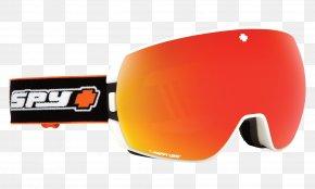 Persimmon - Goggles SPY Glasses Eyewear Lens PNG