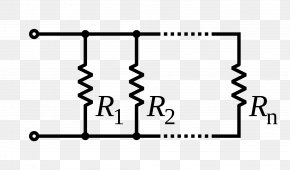 Fixed Cliparts - Series And Parallel Circuits Resistor Electrical Resistance And Conductance Voltage Electronic Component PNG