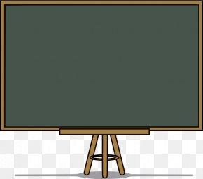 Chalkboard Book Cliparts - Blackboard Free Content Clip Art PNG
