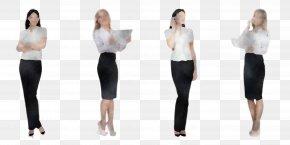 Waist Jeans - Clothing Standing Sleeve Shoulder Leg PNG