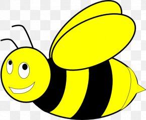 Honey Bee Graphic - Western Honey Bee Bumblebee Line Art Clip Art PNG