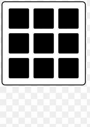 Barcode Design - Social Media Hamburger Button Responsive Web Design PNG