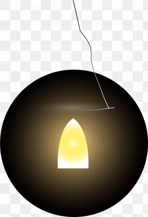 Yellow Candle Light - Light Fixture Lighting Electric Light Ceiling PNG