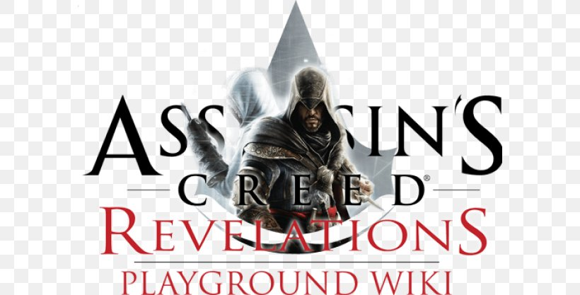 Assassin's Creed: Revelations Assassin's Creed IV: Black Flag Assassin's Creed III Assassin's Creed: Brotherhood, PNG, 600x417px, Ezio Auditore, Assassins, Brand, Logo, Ubisoft Download Free