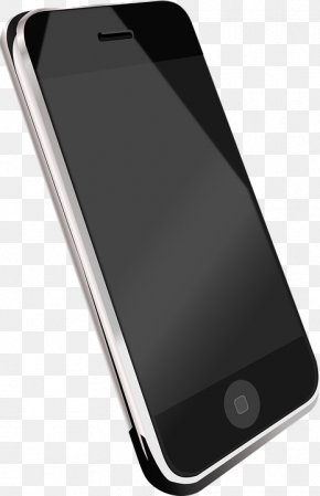 Iphone - IPhone Smartphone Touchscreen Clip Art PNG