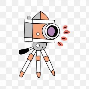 Vector Camera - Video Camera Animation PNG