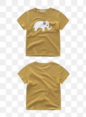 Elephant Pattern Children's Wear - PlayerUnknowns Battlegrounds T-shirt Hoodie Rugby Shirt Sleeve PNG