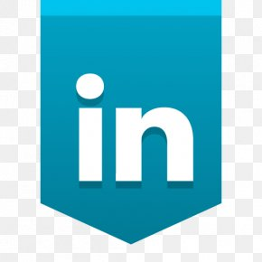 Social Media - Social Media LinkedIn Icon Design PNG
