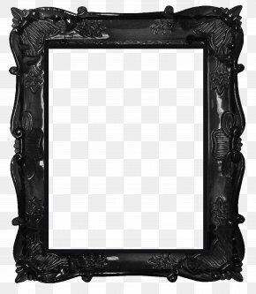Creative Black Frame - Picture Frame Art Interior Design Services PNG