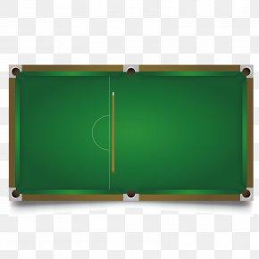 Vector Billiards Table - Snooker Billiard Table Pool English Billiards PNG