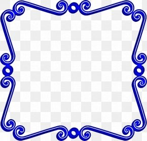Ornament Picture Frame - Light Background Frame PNG