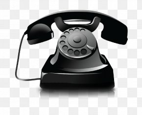Telephone Icon - Clip Art Telephone Mobile Phones Transparency Home & Business Phones PNG